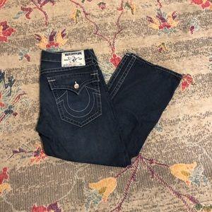 True religion Mens Jeans - size 34